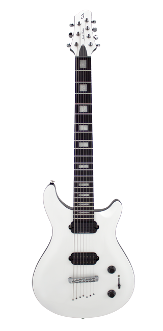 Avenger 7 String White