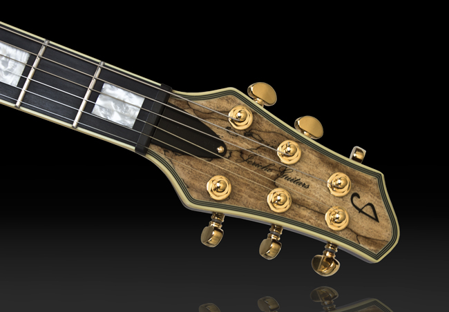 Classic Neck and Headstock